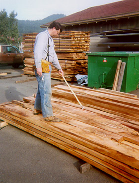 19 For Ing And Using Rough Lumber